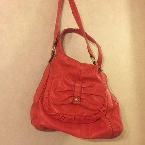 Salmon purse